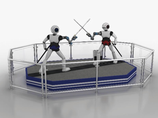 Fencing Robot
